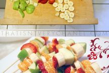 Party ideas / by Sheryl Tipton