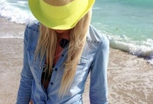 Beach outfits  / by Flor