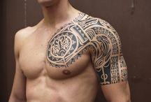 Tetování pánské