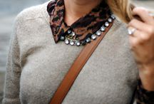 Can You Wear Animal Print? / Scared of Animal Print?? Just a little goes a long way! / by Leigh Keller