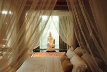 Buddha bedroom / Buddah