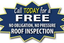 Spring is ahead, time to check your roof . / Call NOW 773-993-0998 . We check your roof, siding and gutters.