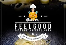 Pasta - meine liebsten Nudel Rezepte / Nudeln in allen Variationen und mit verschiedenen Saucen: Meine Inspiration für die leckersten Nudelgerichte