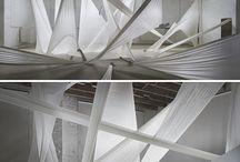 Set Design + Spaces