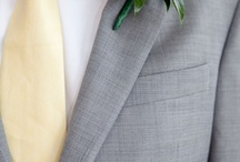 Groomsmen Ideas / Style inspiration and ideas for the groom and groomsmen!