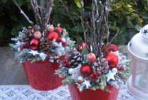 Vianoce dekoracie