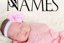 Baby names / Ideas for Baby names