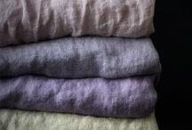 linen, jute and more fabrics