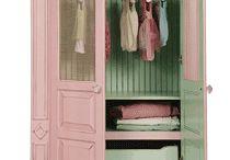 красивые шкафы