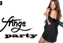 Fringe Party / All Things Fringed  / by SPC Card