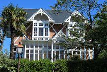 Architecture Bassin / Découvrez le charme des belles demeures du XIXe siècle, des cabanes et des Maisons de Pays du Bassin d'Arcachon