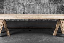 Spisebord / Pappa skal lage spisebord - jeg skal finne designet