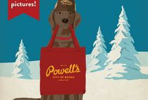 #PowellsPup / by Powell's Books
