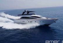Amer 94' SAVE THE SEA / A REVOLUTIONARY TRIPLE IPS ITALIAN SUPERYACHT