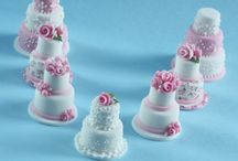 Mini Cake wedding