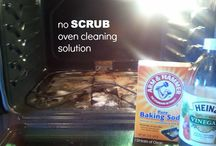 No scrub Oven cleaners