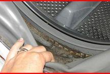 nettoyer lamachine à laver