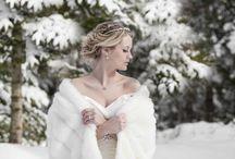Hochzeit im Winter / by Ursula Welker