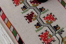 Cross stitch I love