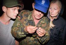 Belarus / Volunteers and nature conservation in Belarus.