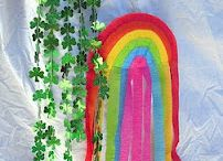 Rainbow Craft/Kid Party Inspiration / by Sandra Martinez