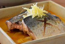 レシピ(大きいおかず 魚貝類編)