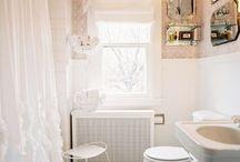 Bathrooms/Laundry / by Katie Krotzer Mangold