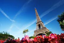 หอไอเฟล (Tour Eiffel) ประเทศฝรั่งเศส (France)