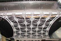 Machine knitting / Koneneulontaa