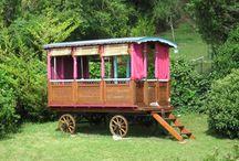 I need a gypsy caravan... fast.
