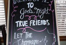 tyttöjen ilta