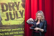 Dry July Ambassador 2012 / by Shaynna Blaze
