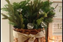 christmas decorating / by Jennifer Ellett-Kelley