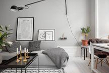 Living space / by Ellen Dues