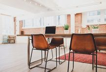 The Pioneer Collective / Our home office space designed by Endgrain Studio