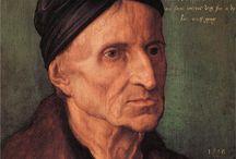 arte - Albrecht Durer (1471-1528) / arte - pittore, incisore, matematico e trattatista tedesco