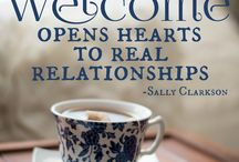 Life Giving Home Book / As author, Sally Clarkson so well teaches the importance and fulfillment of making a life giving home.