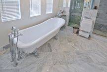 Bathroom Design / Bathroom design starts with a good choice of bathroom tiles. Find your next bathroom design ideas here.