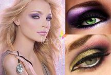 Tricks&Tips pentru machiajul ochilor verzi