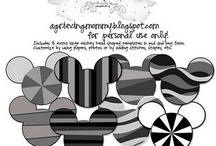 disney svg / by Kristy Hall