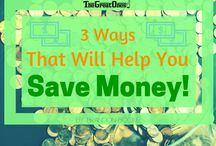 Budgeting / Ways to save money.