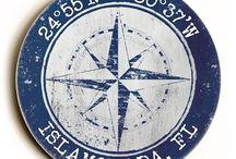 Nautical Tray Ideas
