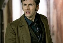 Dr Who / Mostly 10 - TENnant that is... / by Maureen Kuppe