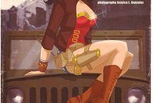 WWII super heros / by Rebekah Merritt