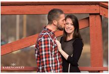 Engagements / A promise of forever and a lot of romance...  Let KCP help create the beginning of your love story with an engagement session.