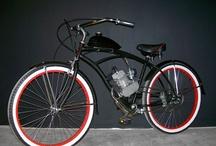 Motoriserte sykler