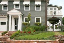 Curb Appeal / Good-looking homes! / by Katy Selzer