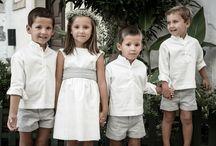 Niños arras