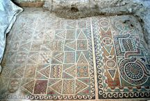 Ancient Mosaics / The Chicago Mosaic School looks at some of the worlds most beautiful mosaics.