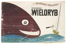 Vintage Children's Book Illustrations from Poland